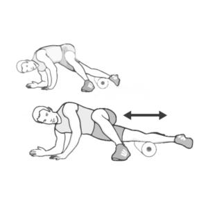 Faszienmassage 7 - Schienbeinmuskulatur