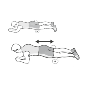 Faszienmassage 4 - Vordere Oberschenkelmuskulatur