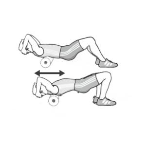 Faszienmassage 1 - Obere Rückenmuskulatur