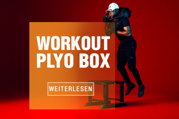 Effektives Sprung- und Schnellkrafttraining mit der Plyo Box