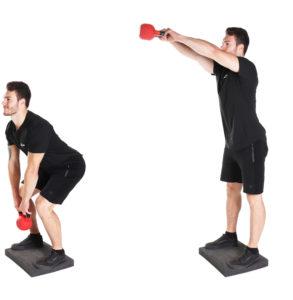 Rückenübung-auf-dem-Balance-Pad