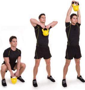 Kniebeuge-oder-Goblet-Squat-mit-Kettlebell