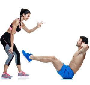 Partner Workout Motivation
