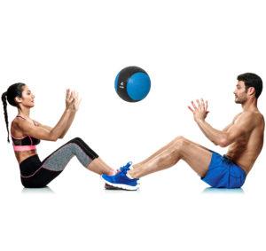 Partner Workout Sit Ups