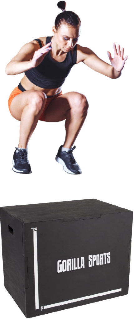 Plyo Box Sprung