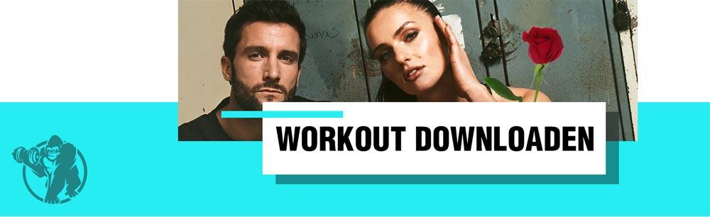 Partner Workout Trainingsplan