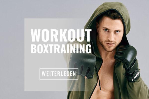 Zuhause trainieren wie ein Boxer