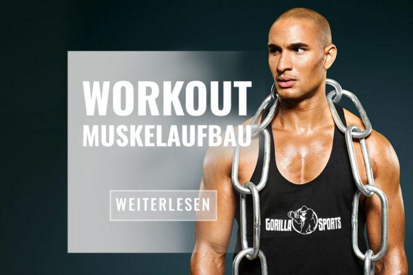 Dein perfekter Trainingsplan für den Muskelaufbau Zuhause