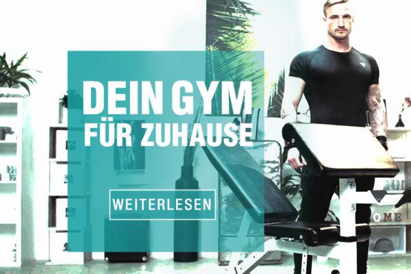 Home Gym einrichten: Der Traum vom eigenen Home Gym – So wird er Realität!