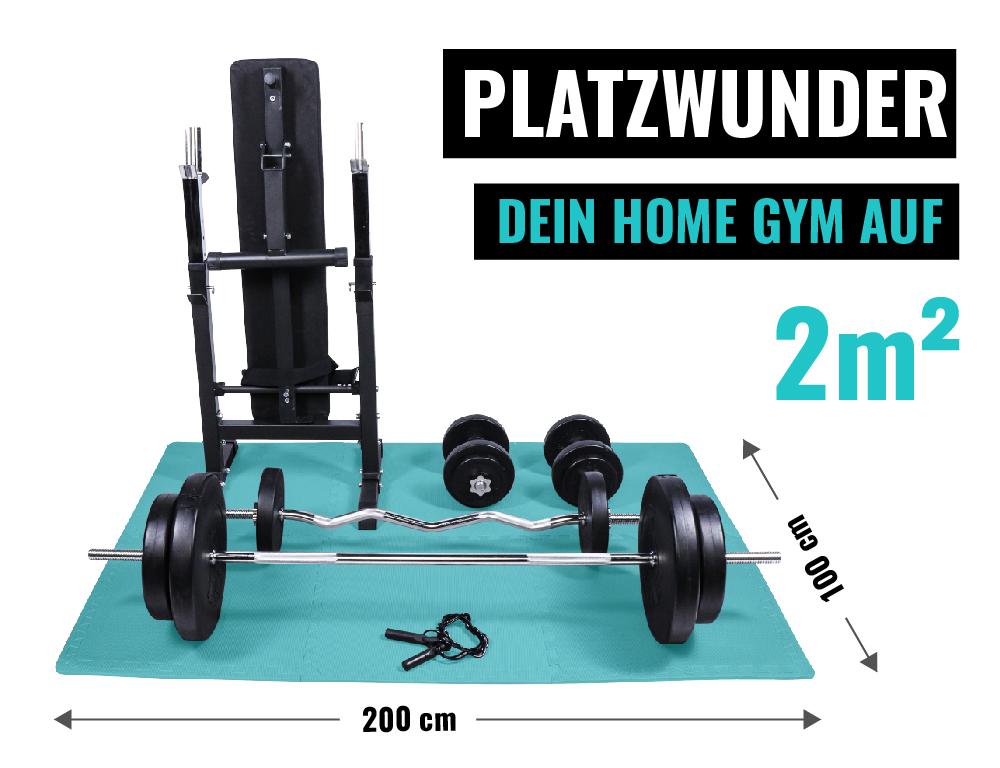 Home Gym einrichten