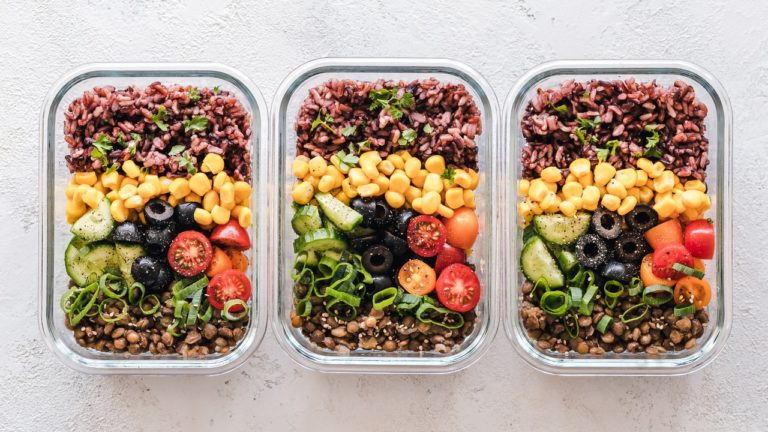 Fitness Meal Prep