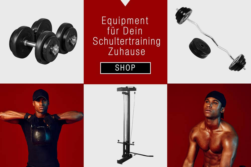 Schultertraining Equipment