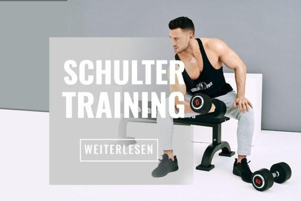 Schultertraining für starke und breite Schultern