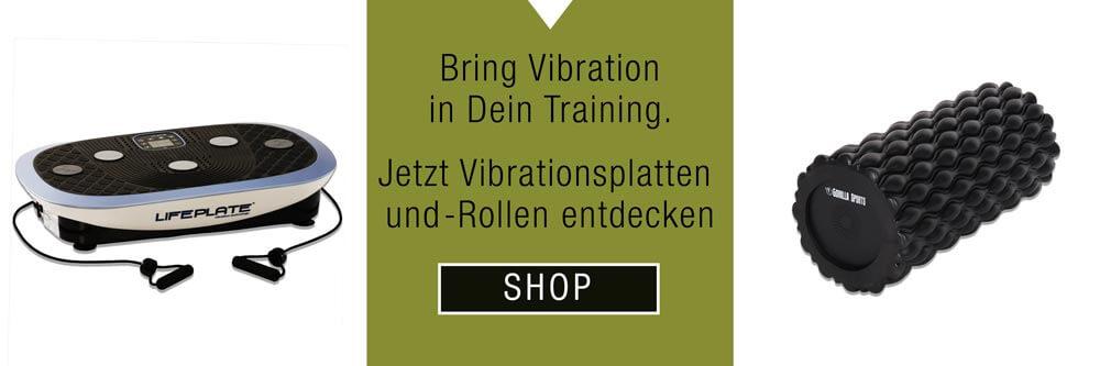 Vibrationstraining Equipment