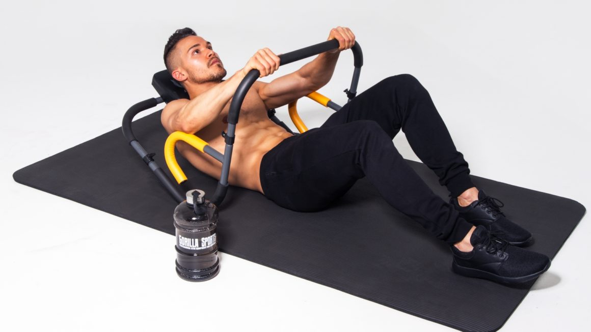 Sixpack durch Bauchmuskeltraining