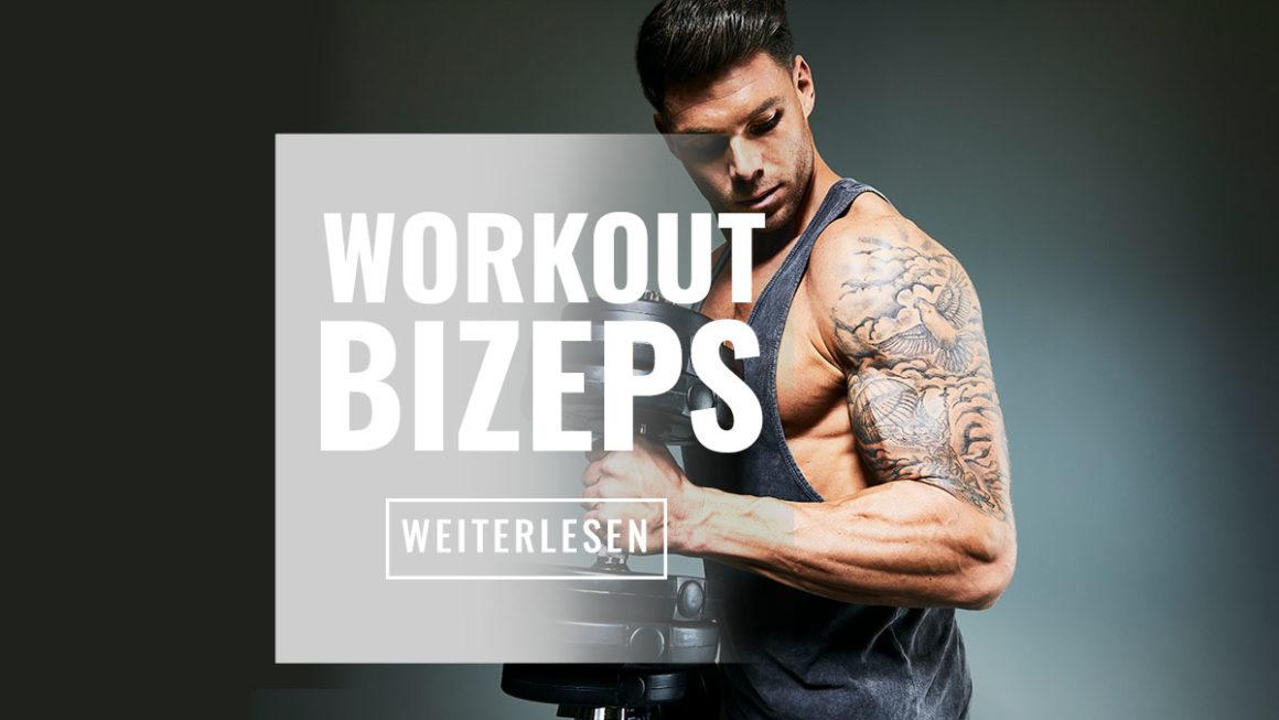 Bizeps Training