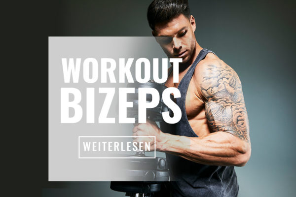 Bizeps Training