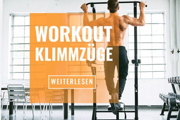 Klimmzüge: Mit Mut zu mehr Muskeln und Kraft!
