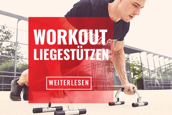 Liegestützen: Eine unterschätzte Oldschool Übung für mehr Kraft und Muskeln!