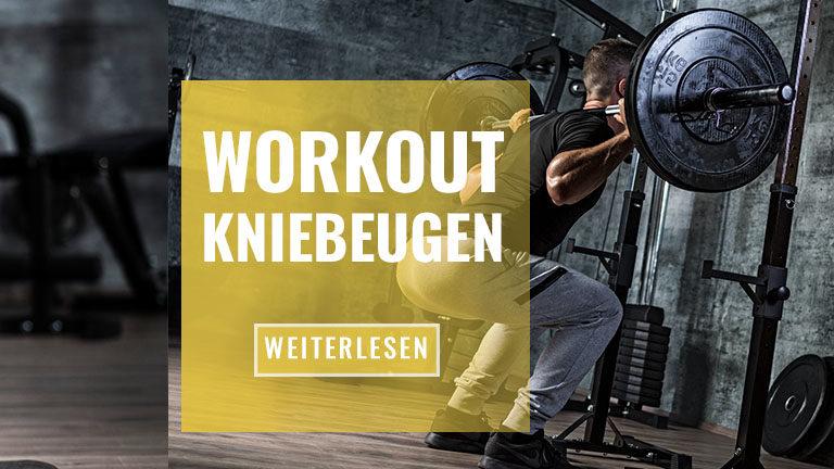Squats-Kniebeugen-Gorilla-Sports