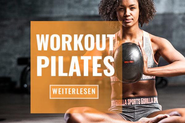Pilates Workout: So findest Du den Einstieg in das effektive Ganzkörpertraining!