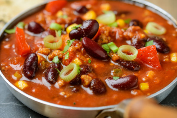 Fiesta Mexicana – Chilli con/sin carne