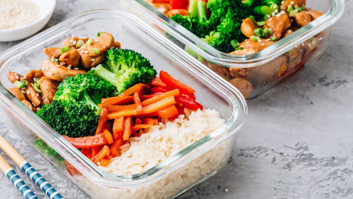 Chicken teriyaki – Meal Prep