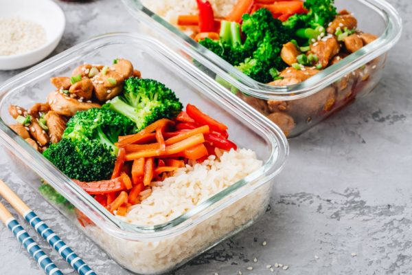 Chicken teriyaki – Meal Prep