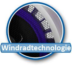 Windrad-Technologie