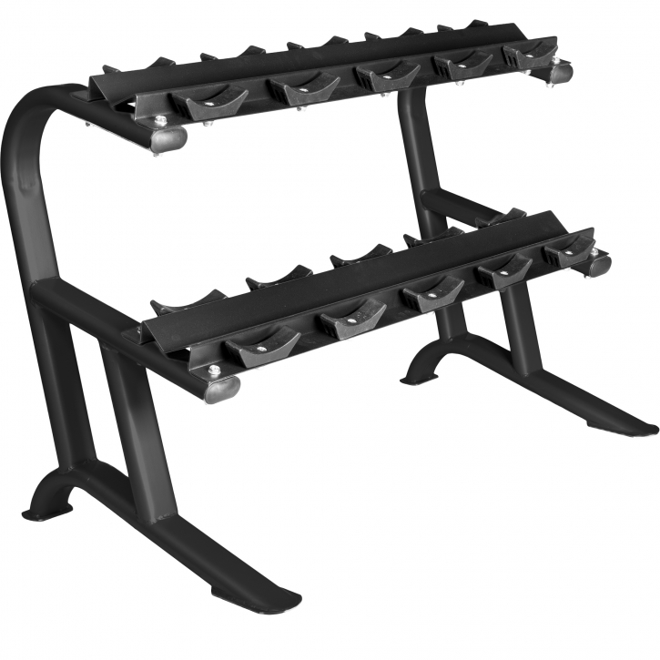 2 x 10 kg Kurzhantel Set Kompakthantel GORILLA SPORTS® Rundhantel Gummi 20 kg
