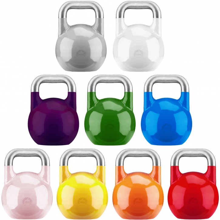 Kettlebell Competition 8-40 KG