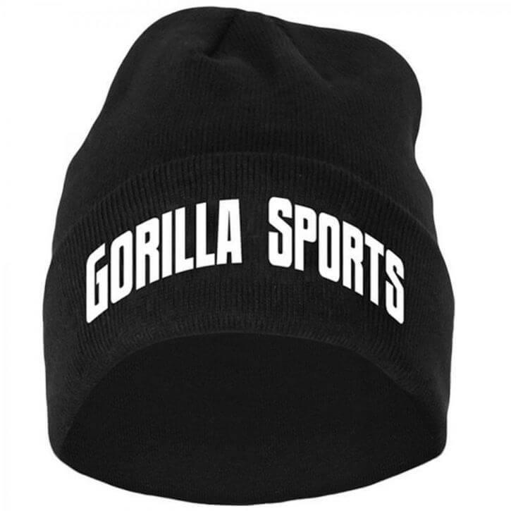 Beanie Gorilla Sports Schwarz One Size