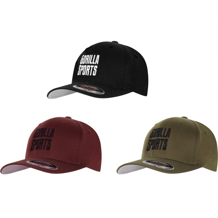 87134eef2257cb Flexfit Gorilla Sports Cap online kaufen | Gorilla Sports ✓
