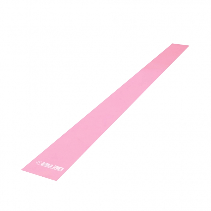 Fitnessband Latex Pink 200 cm