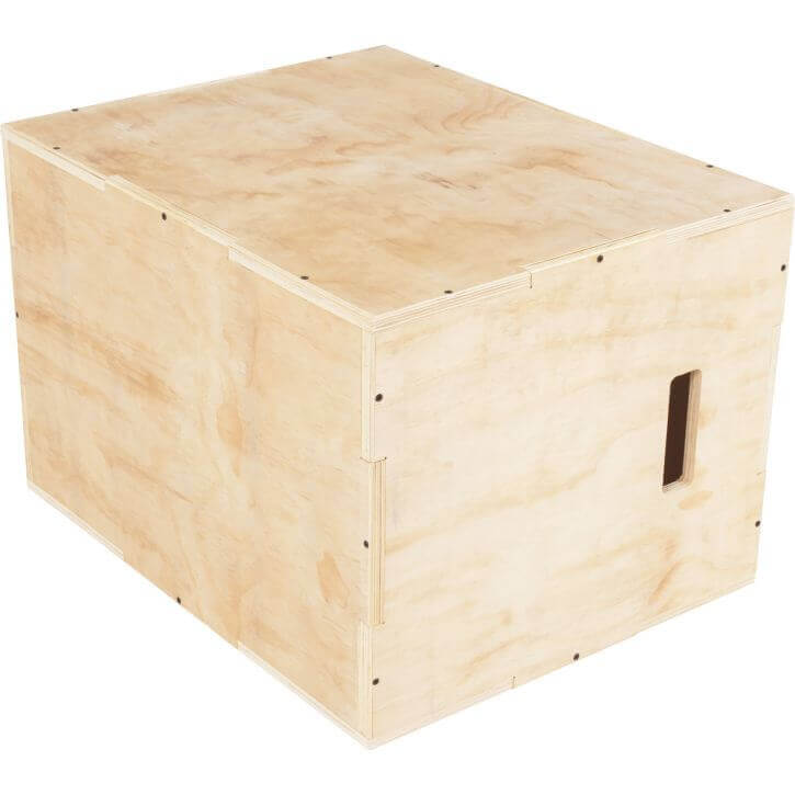 plyo box sprungbox aus holz gorilla sports. Black Bedroom Furniture Sets. Home Design Ideas