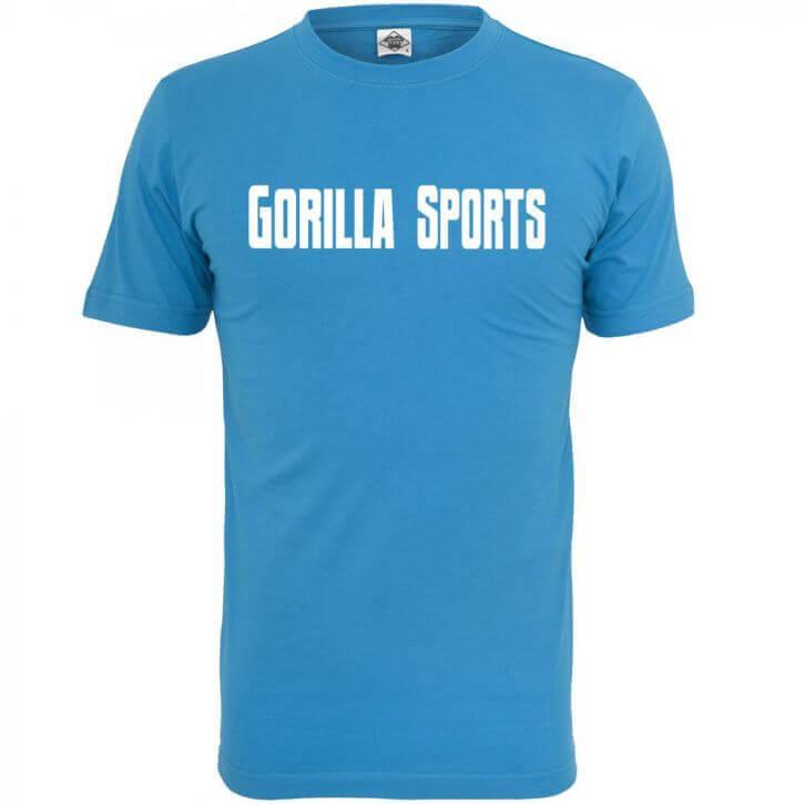 t shirt gorilla sports t rkis s. Black Bedroom Furniture Sets. Home Design Ideas