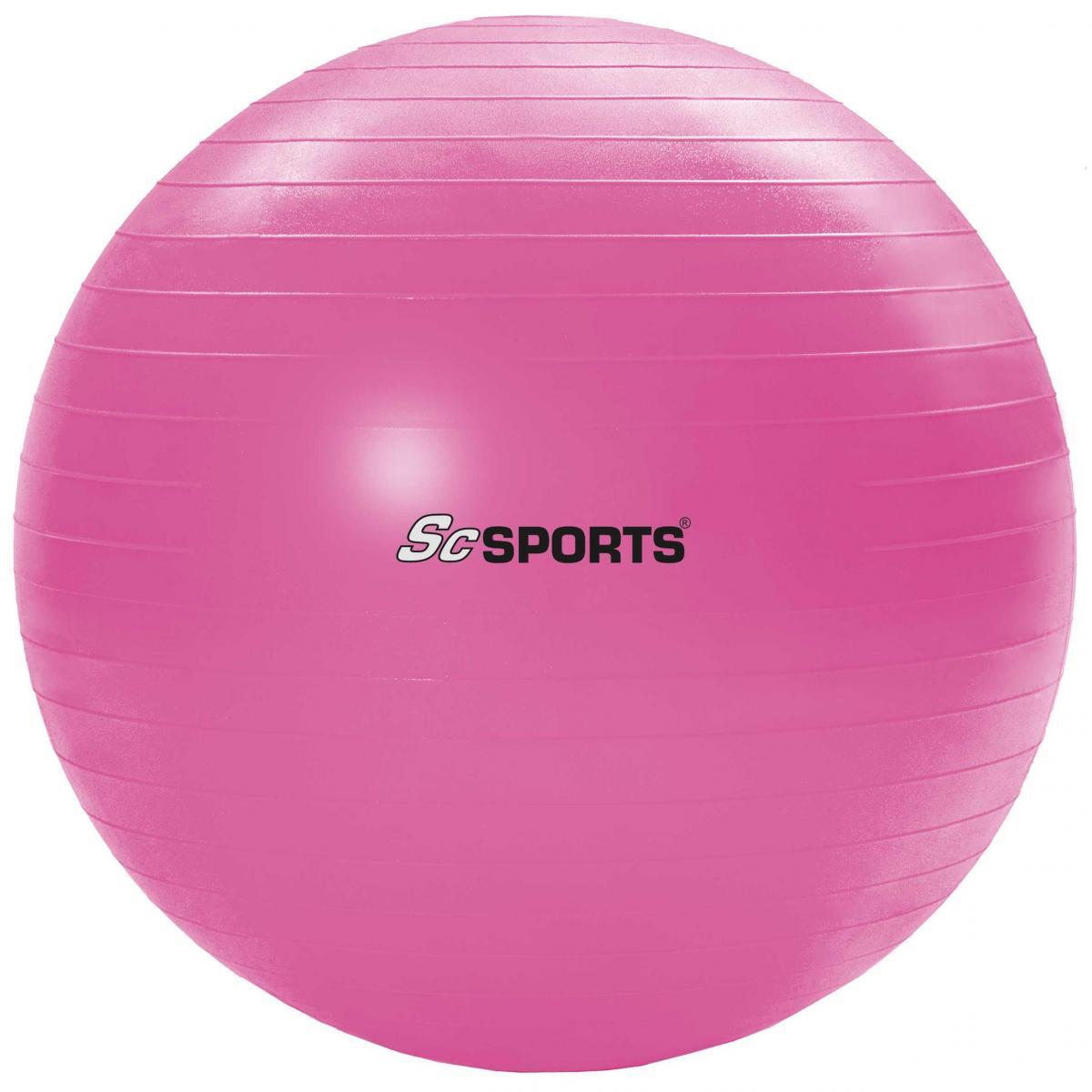 ScSPORTS Gymnastikball pink 65 cm SC-100396-358