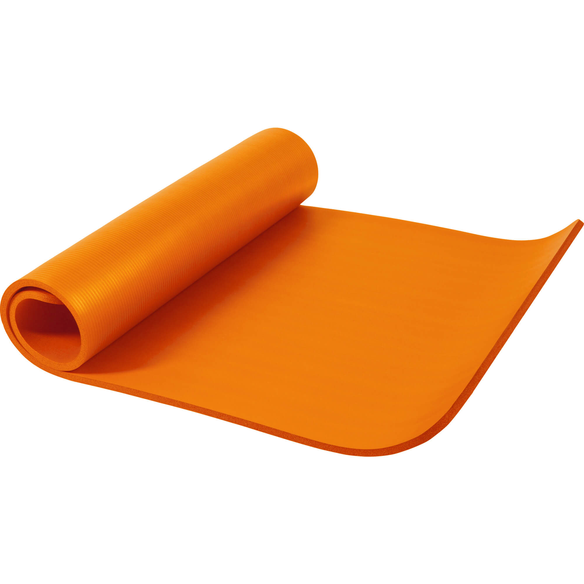 Yogamatte Orange 190 x 100 x 1,5 cm