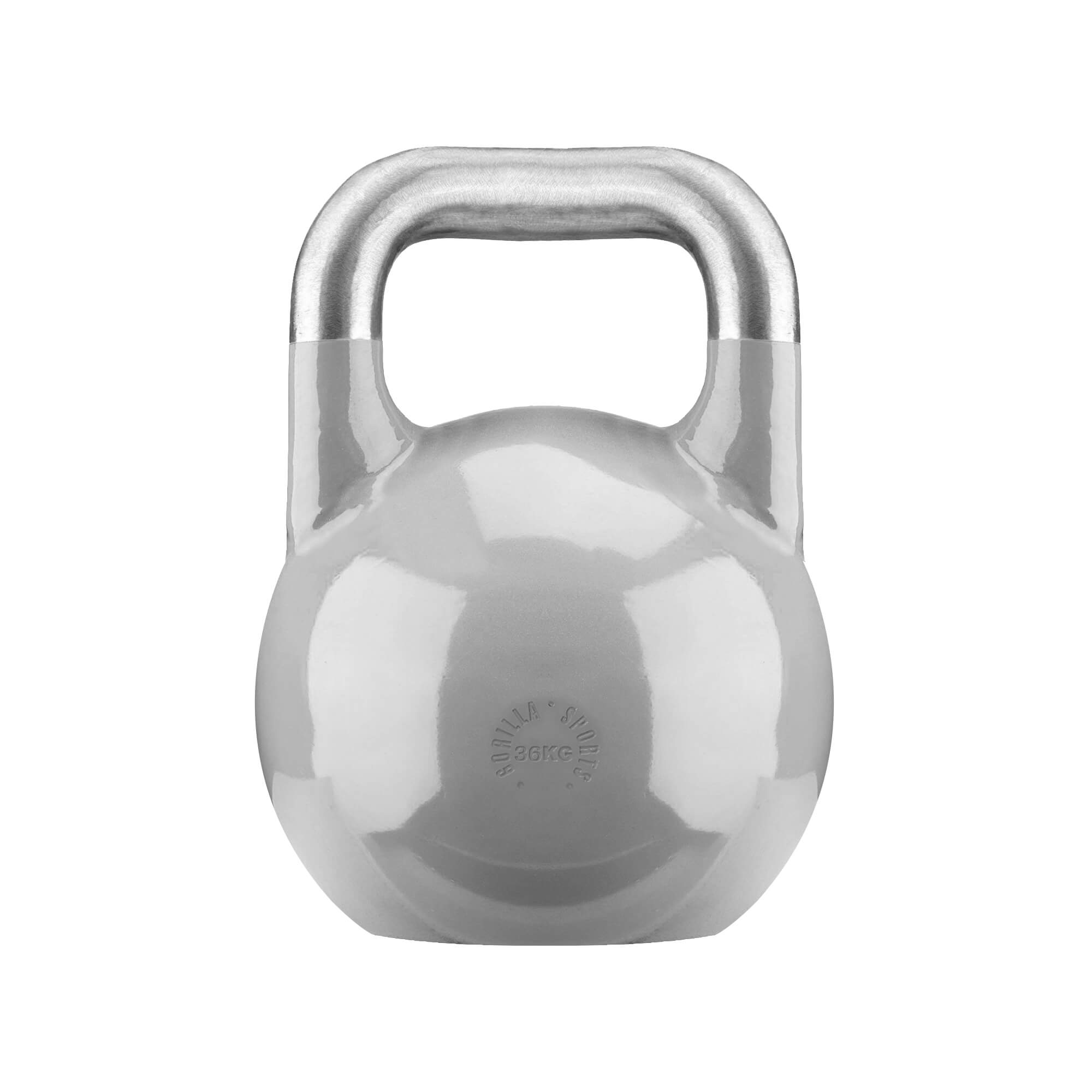 Kettlebell Competition Grau 36 kg