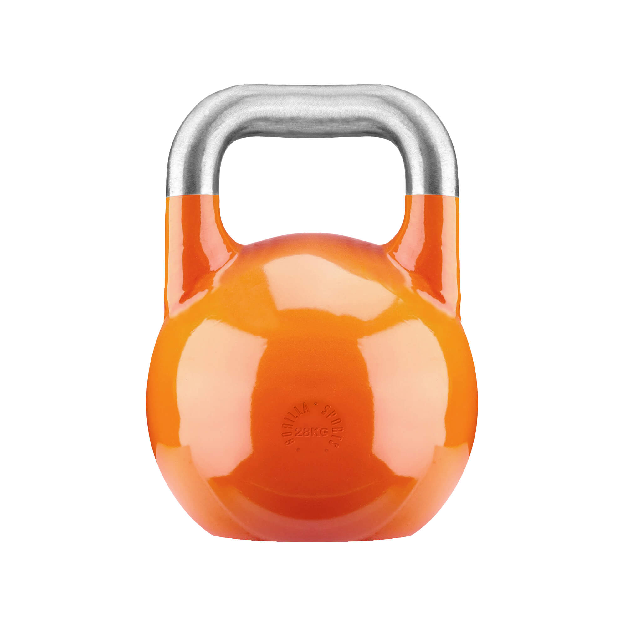Kettlebell Competition Orange 28 kg
