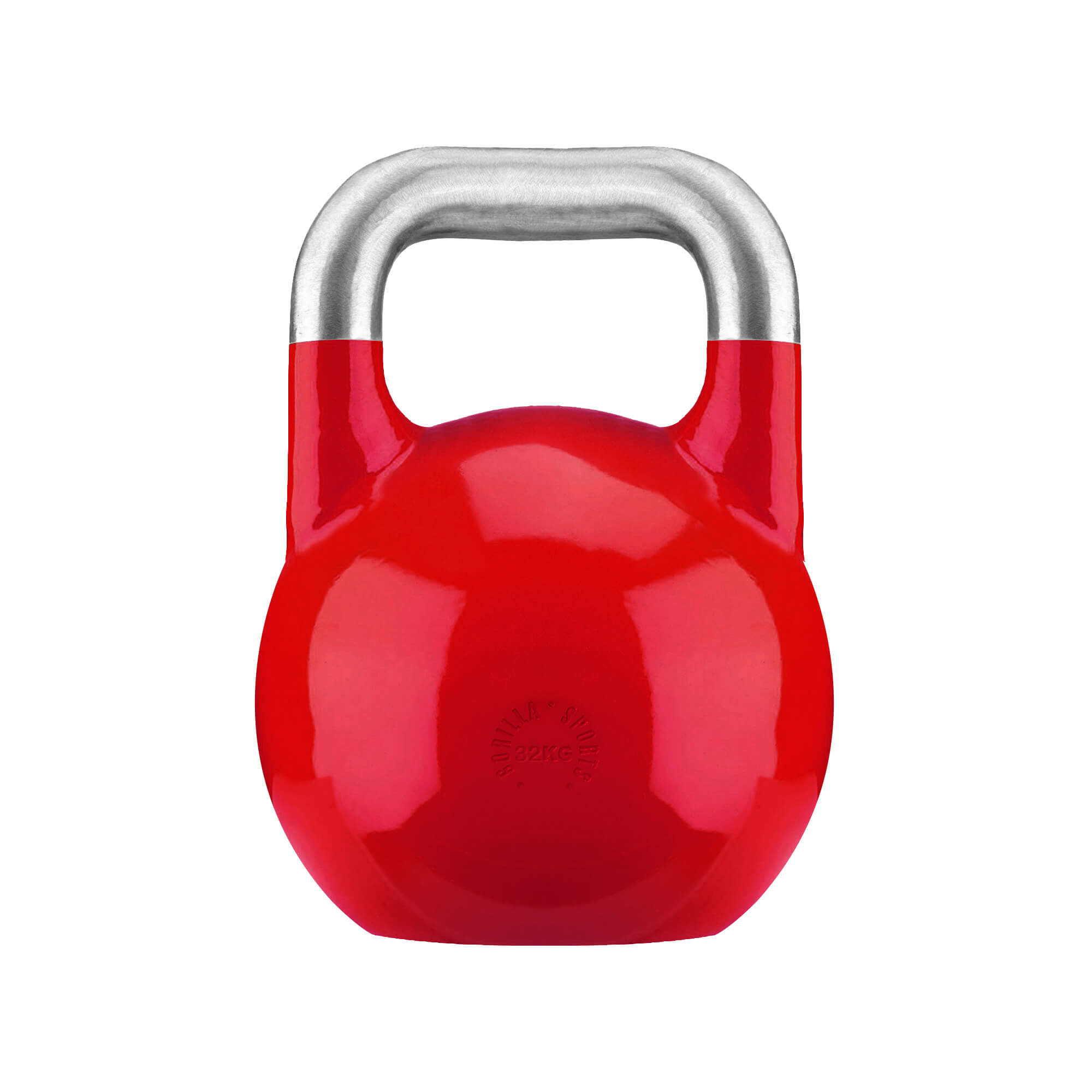 Gorilla Sports Kettlebell Competition Rot 32 kg 100557-00038-0034