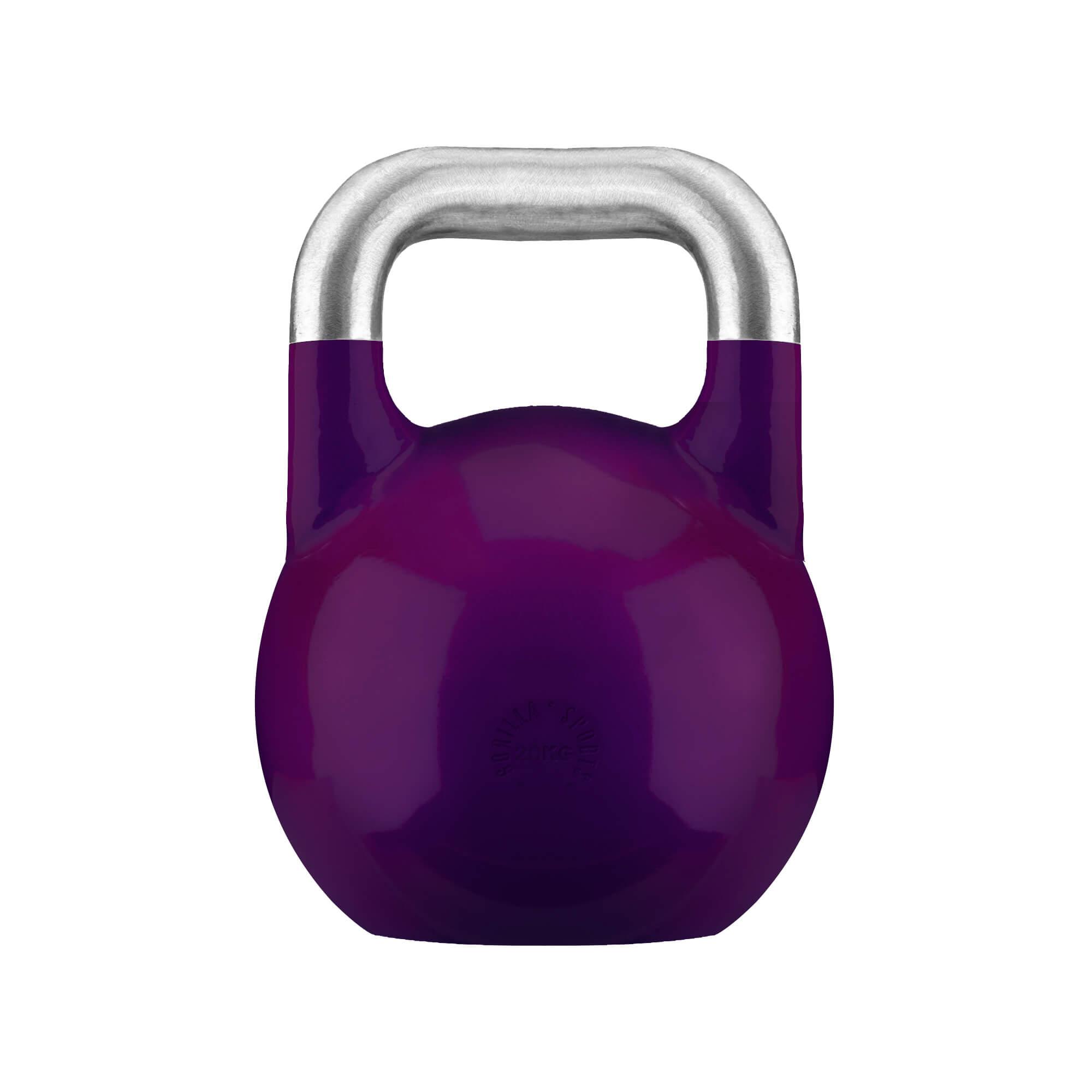Kettlebell Competition Violett 20 kg
