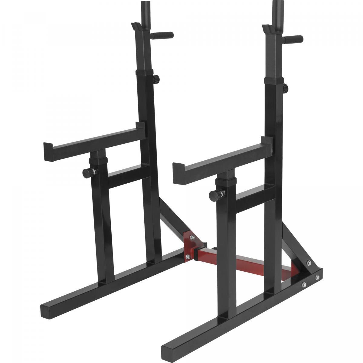 Multi Squat Rack verstellbar