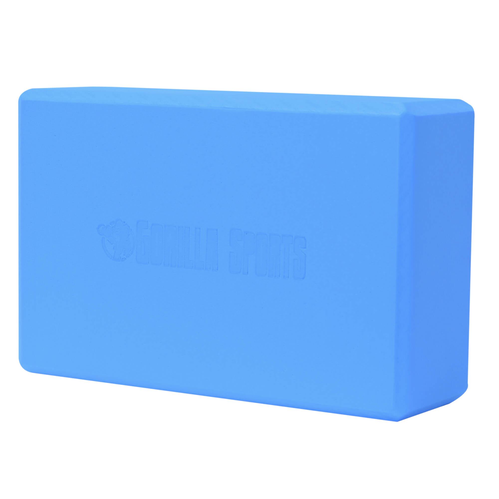 Yoga Block Blau