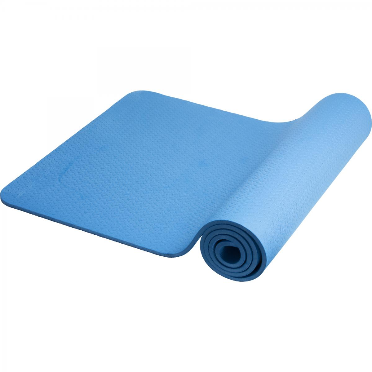 Yogamatte Dünn Türkis 4 mm