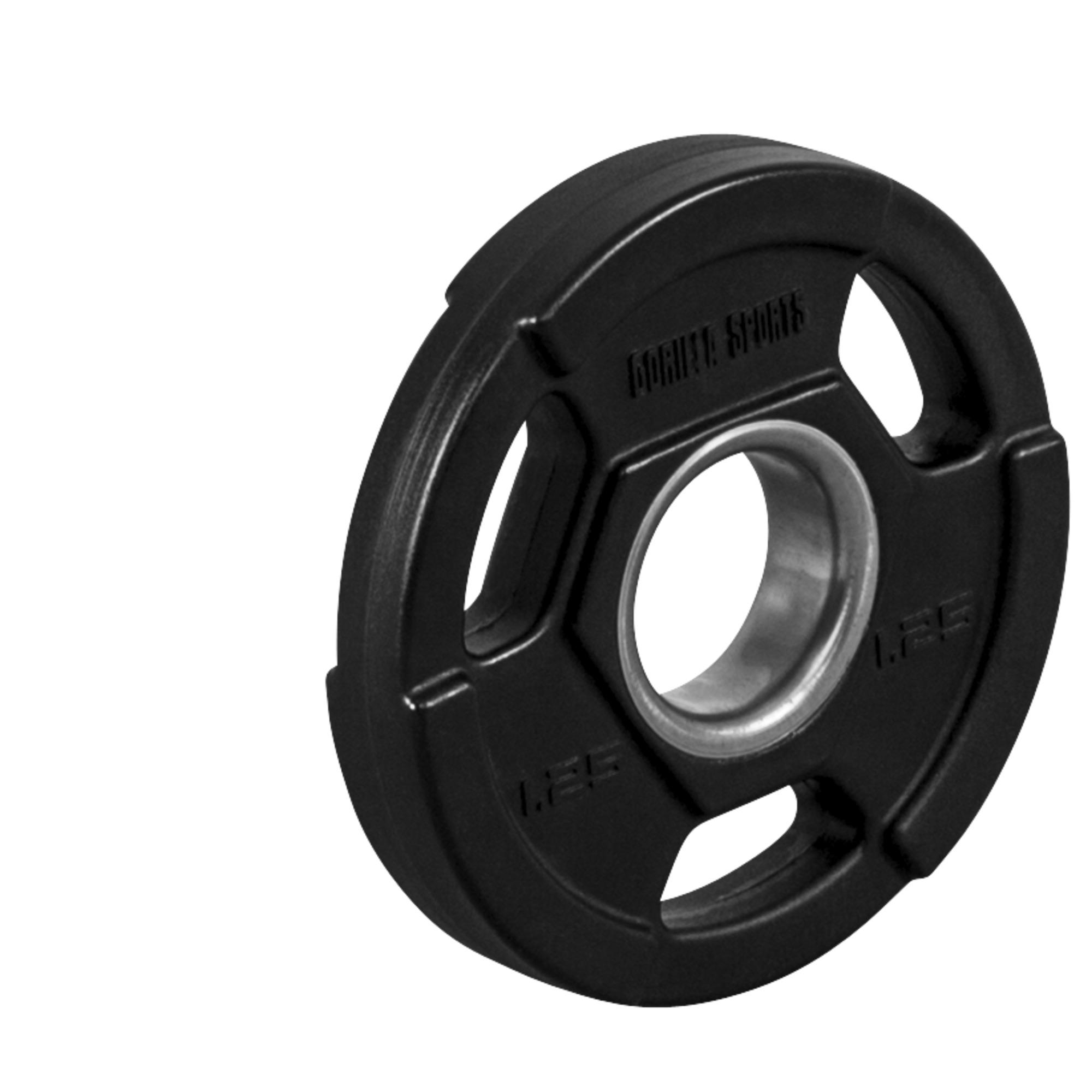 Gorilla Sports Hantelscheibe Kunststoff 1,25kg 100951-00019-0005