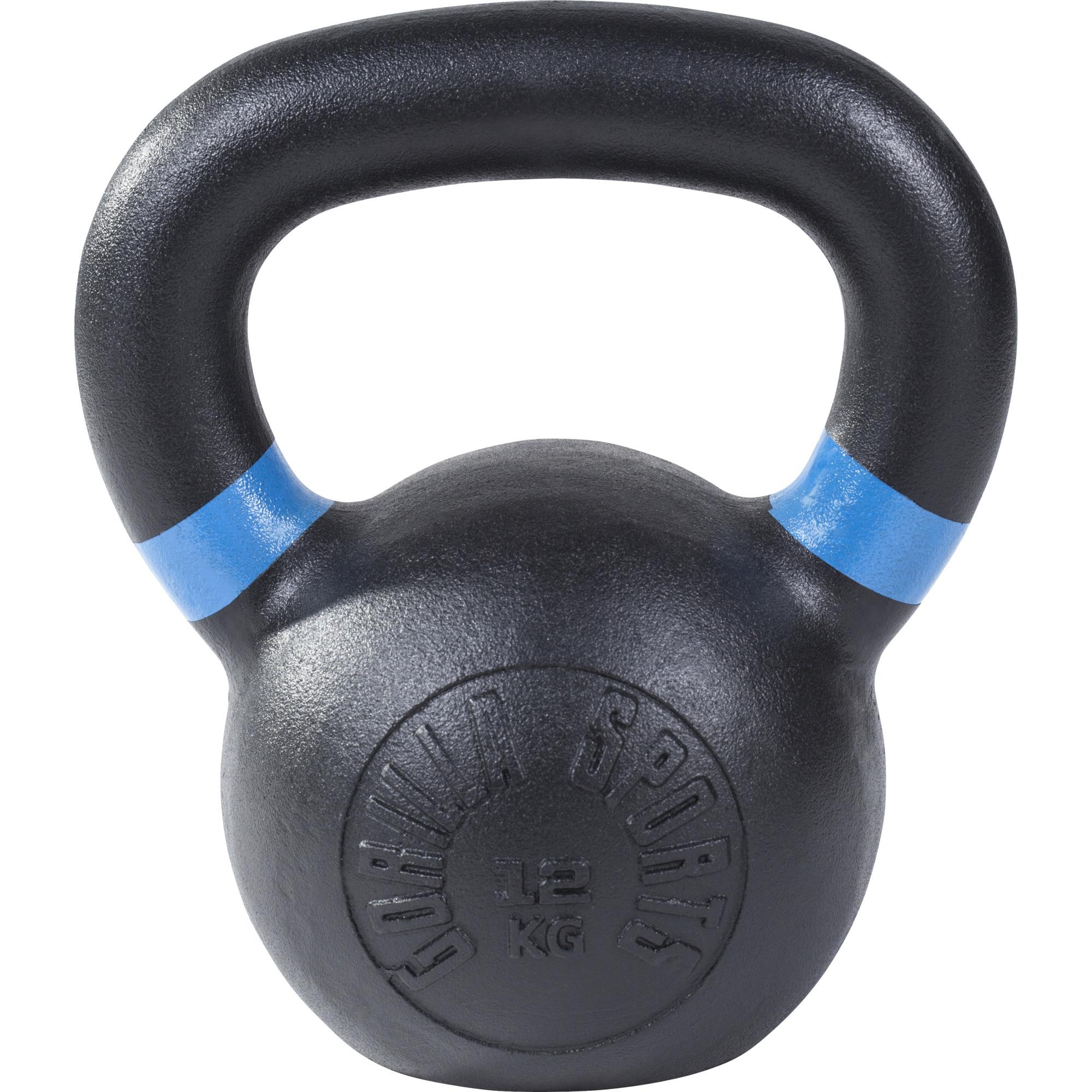 Kettlebell Olympia Schwarz 12 kg