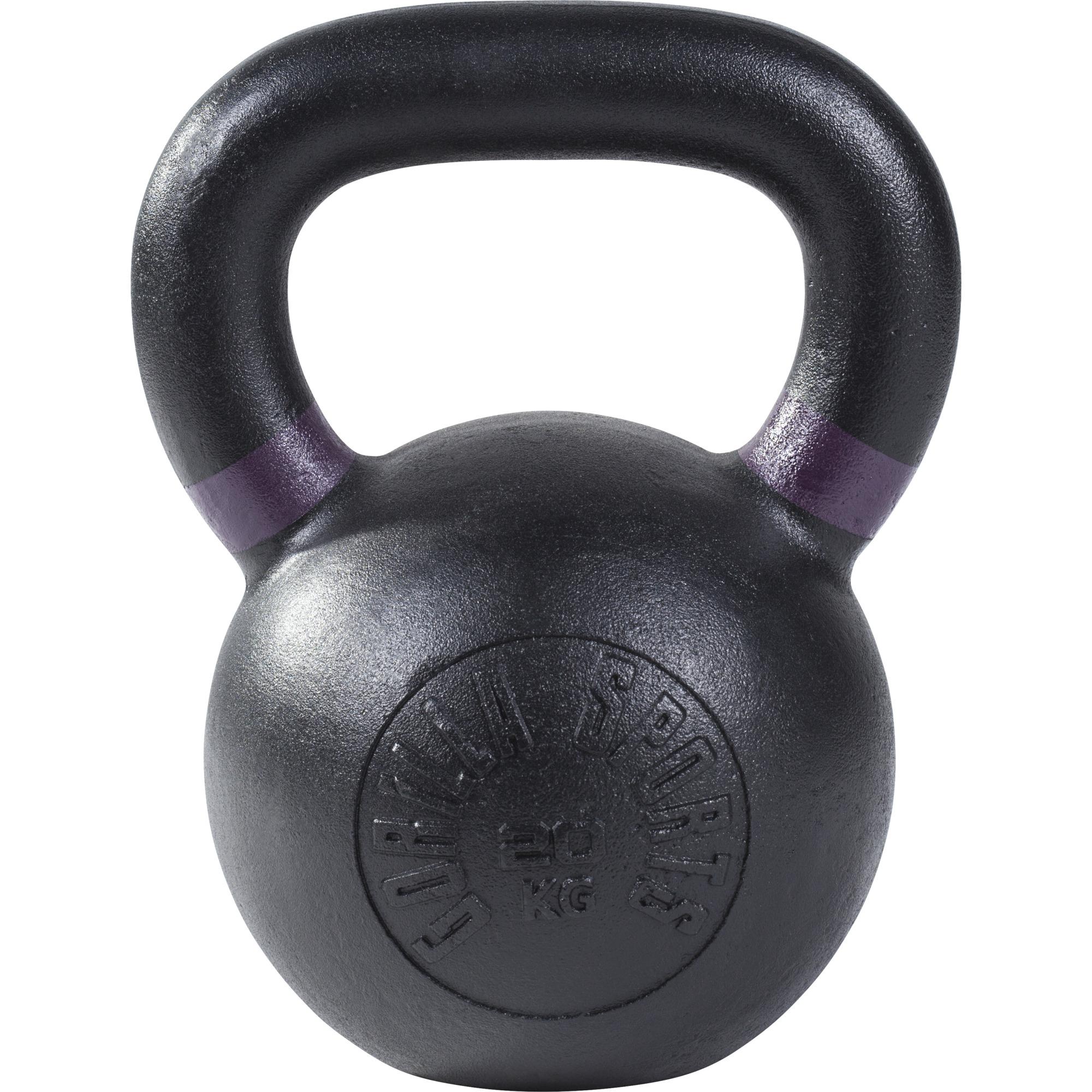 Kettlebell Olympia Schwarz 20 kg