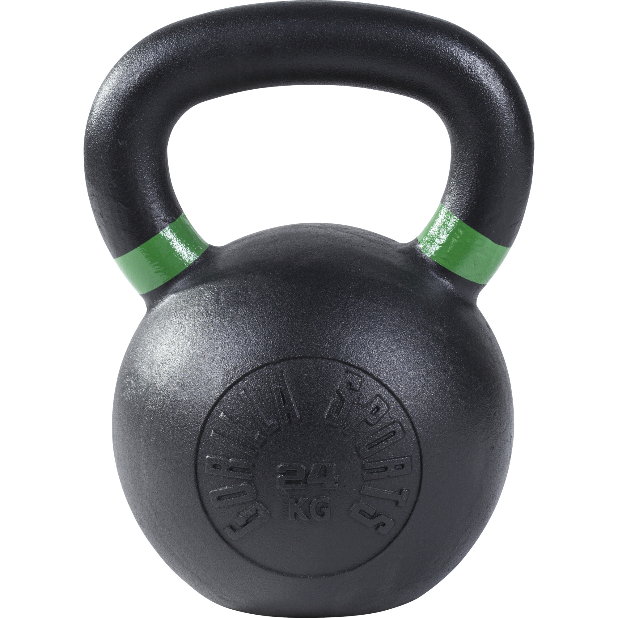 Kettlebell Olympia Schwarz 24 kg