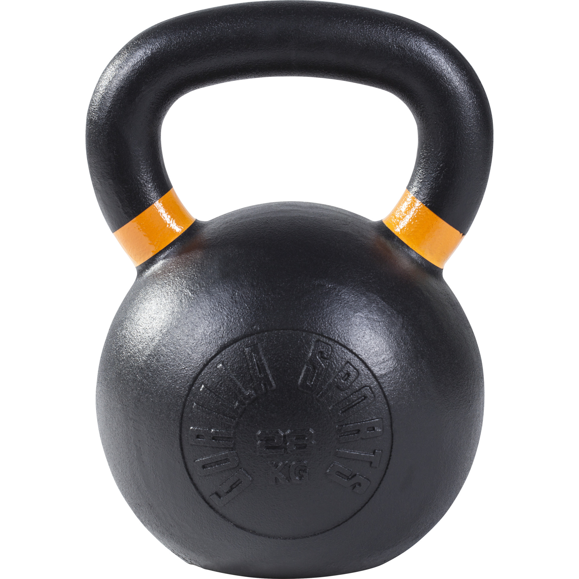 Kettlebell Olympia Schwarz 28 kg